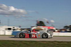#2 Audi R8: Travis Engen