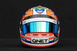 Timo Glock, Marussia F1 Team helm