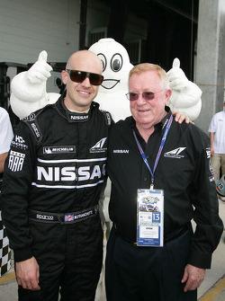 Marino Franchitti and Don Panoz