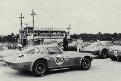 Corvettes racing through history