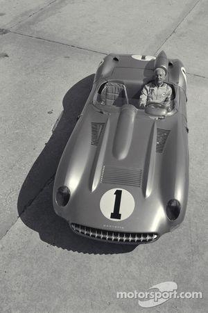 Corvettes racend doorheen de geschiedenis