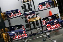 Scuderia Toro Rosso ön kanats