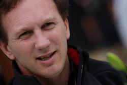 Christian Horner, Red Bull Racing, Sporting Director