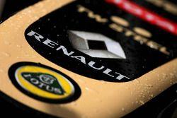Renault atmosfer, Lotus F1 Team