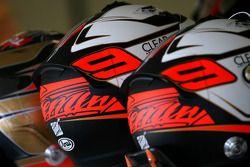 Helmets, Kimi Raikkonen, Lotus F1 Team