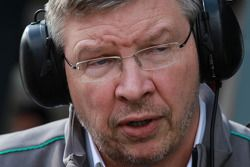 Ross Brawn, Takım Patronu, Mercedes GP Petronas