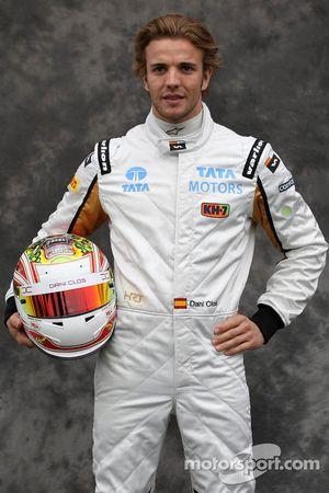 Dani Clos, HRT Formula One Team