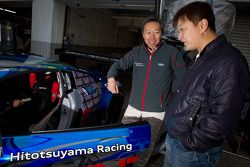 Michael Kim and Yuku Taniguchi