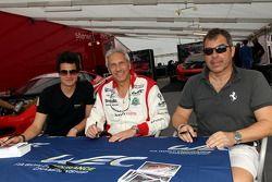François Jakubowski, Pierre Ehret, Dominik Farnbacher