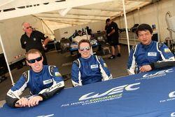 John Martin, Robbie Kerr, Tor Graves