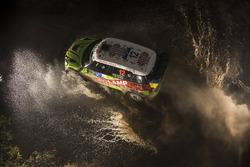 Валерий Горбань и Сергей Ларенс, Mini Cooper WRC, Eurolamp World Rally Team