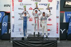 Podium: 1. Aaron Telitz, Belardi Auto Racing; 2. Colton Herta, Andretti Steinbrenner Racing; 3. Neil Alberico, Carlin