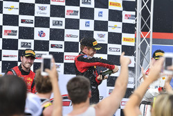 Podium: 1. Patrick Long, Wright Motorsports; 2. Alex Riberas, R.Ferri Motorsport; 3. Johnny O'Connell, Cadillac Racing