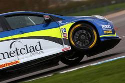 BTCC-Test in Donington