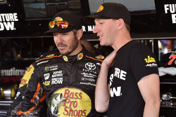 Martin Truex Jr., Furniture Row Racing Toyota and Cole Pearn, Crew chief