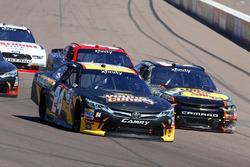 Drew Herring, JGL Racing Toyota and Ty Dillon, Richard Childress Racing Chevrolet