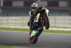 Moto2-Test in Doha, März