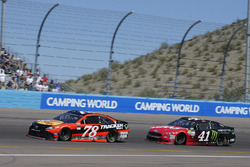 Martin Truex Jr., Furniture Row Racing Toyota Kurt Busch, Stewart-Haas Racing Ford
