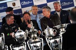 Charley Boorman, Silverstone Klasikler Medya Günü
