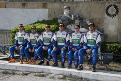 Castrol Ford Team Türkiye Pilotları