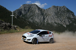 Eytan Halfon, Sedat Bostancı, Ford Fiesta R2, Castrol Ford Team Türkiye
