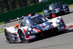 #24 United Autosports, Ligier JS P3 - Nissan: James McGuire, Matt Bell