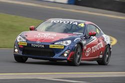 Toyota 86 Sydney testing