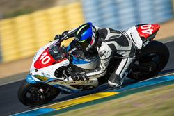 #40 Kawasaki: David Bouvier, Marco Boue, Manu Dagault, Arnaud Lepilliez
