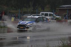 24 Ford Motorsport Turkey Tamer Emre Hasbay Afşi̇n Baydar Ford Fiesta R2t 4