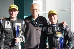 Andreas Stucki, Sepp Stucki, Dino Calcum, Stucki Motorsport