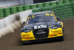 Робин Ларссон, Larsson Jernberg Racing Team, Audi A1