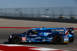 #90 Visit Florida Racing, Multimatic Riley LMP2: Marc Goossens, Renger van der Zande