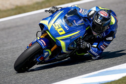 Jerez May testing