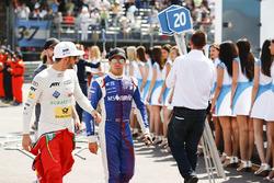 Даніель Абт, ABT Schaeffler Audi Sport, Антоніу Фелікс да Кошта, Amlin Andretti Formula E Team