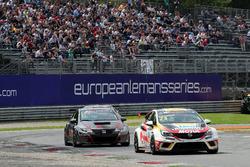 Пьер-Ив Корталь, DG Sport Compétition, Opel Astra TCR