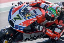 Chaz Davies Ducati testi