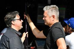 Michael Andretti, Gil de Ferran