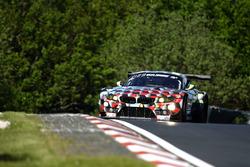#102 Walkenhorst Motorsport, BMW Z4 GT3: Peter Posavac,  Alex Lambertz