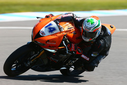 Jack Kennedy, Profile Racing Triumph