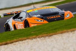 #6 Lamborghini Huracan GT3: Adrian Deitz; Cameron McConville