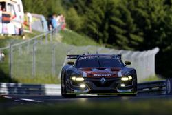 """#35 GTronix360 Team mcchip-dkr, Renault R.S.01: """"Dieter Schmidtmann"""