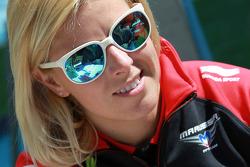 Maria De Villota, pilote d'essais, Marussia F1 Team