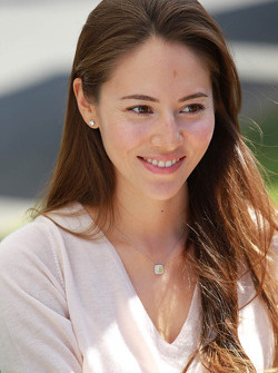 Jessica Michibata, la petite-amie de Jenson Button