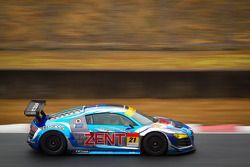 #21 Hitotsuyama Racing Audi R8 LMS: Cyndie Allemann