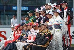 Fernando Alonso, Scuderia Ferrari pilotu s photo