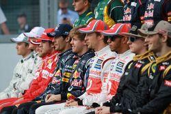 Sebastian Vettel, Red Bull Racing pilotu s photo