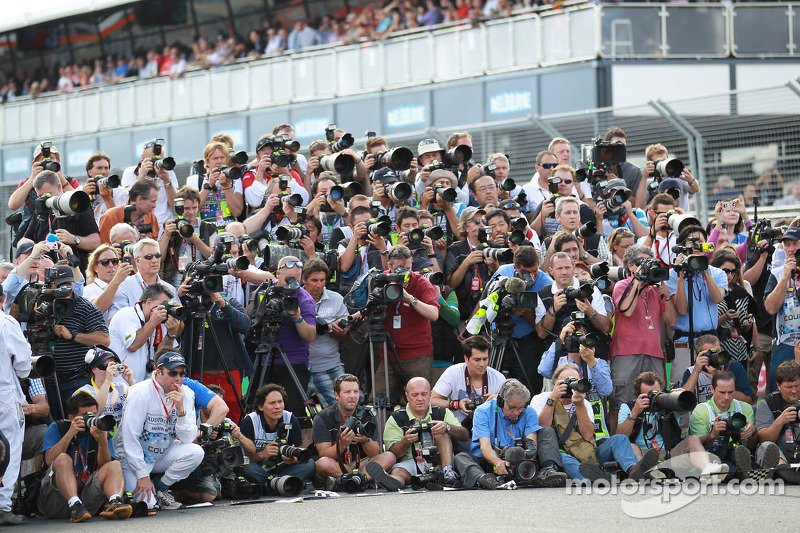 F1 Photographers