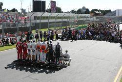 Drivers photo ve F1 Fotoğrafçısı