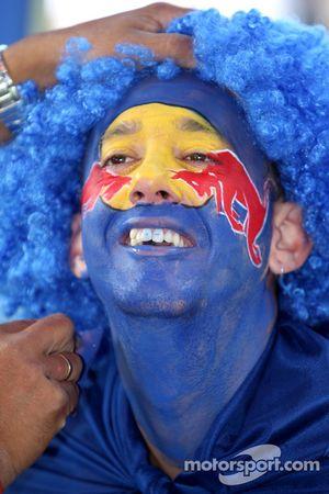 Red Bull Racing fan