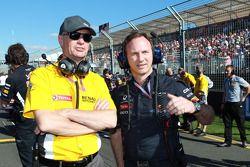 Christian Horner, Red Bull Racing, Direktör